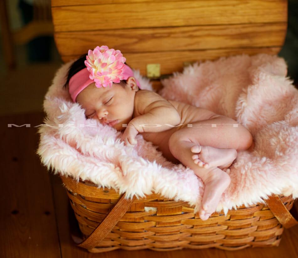 Raissa and Duval's New Baby Nivea – Baby Photography