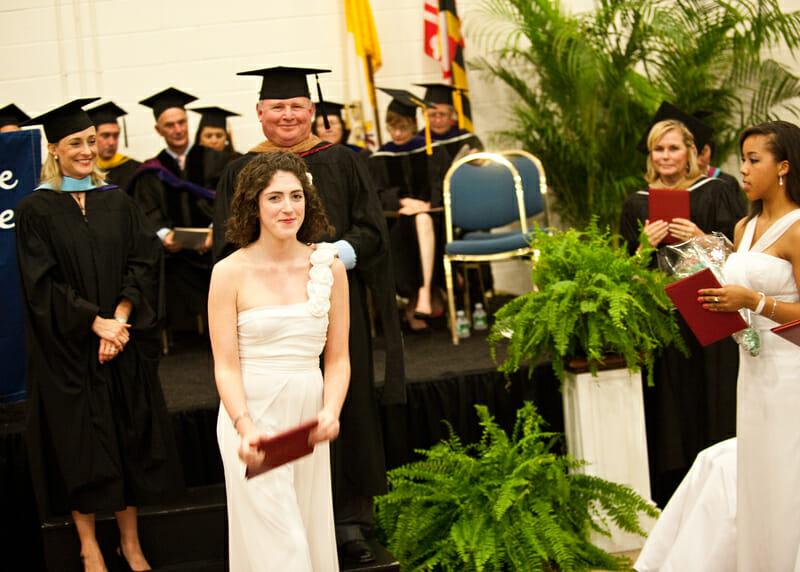 Daughter Braeden Graduates High School