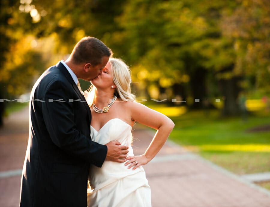 Katie & Garrett Wedding Inn at Perry Cabin
