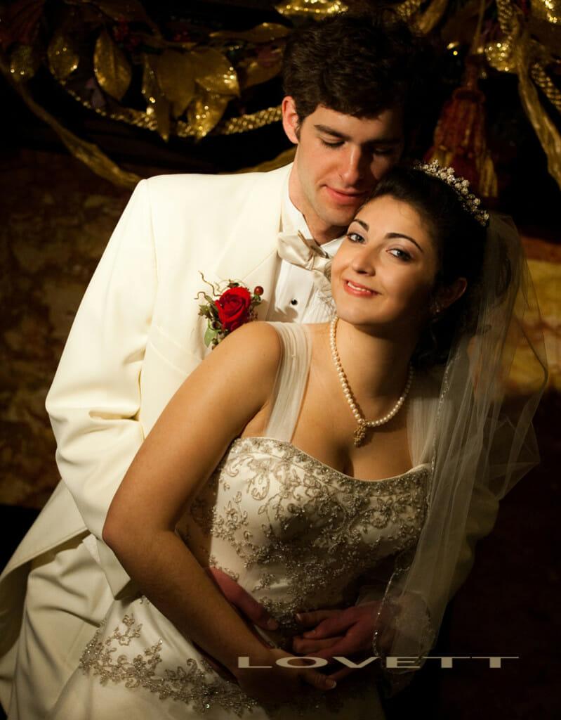 Asriel & Philip Wedding in historic Baltimore