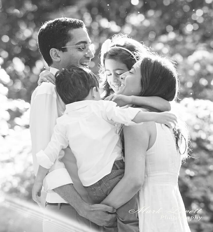 Family Photography Shoot by Mark Lovett in Bethesda Maryland