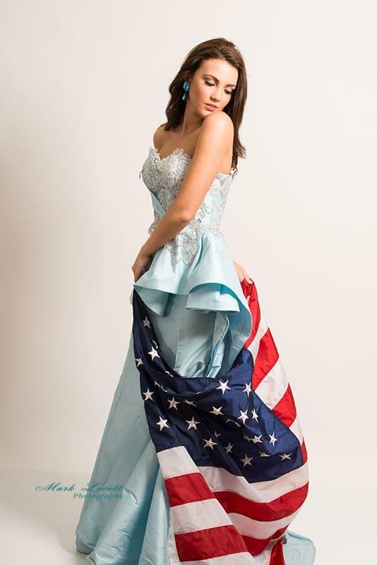 Hannah Brewer, Miss Maryland , Portrait 10b