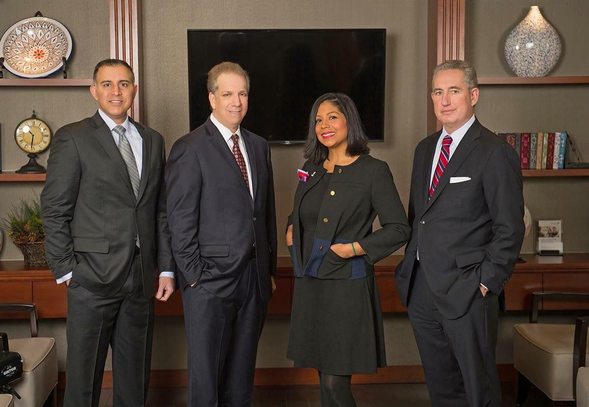 Executive Group Portrait | Ameriprise