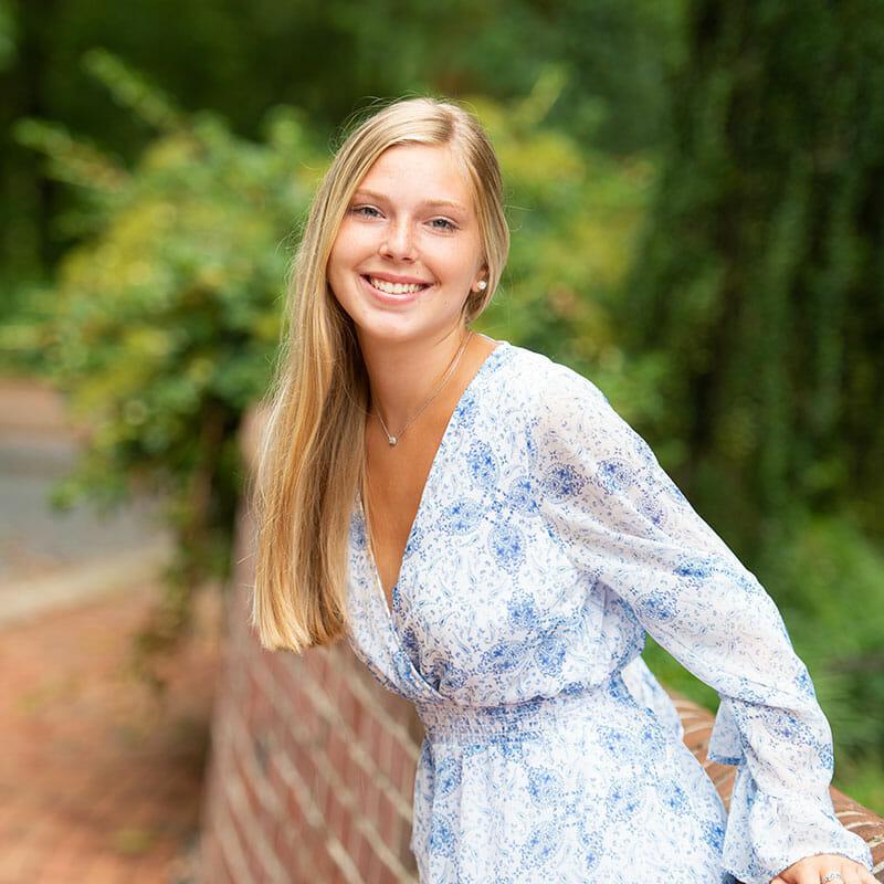 high school senior photography portrait | Eva 2