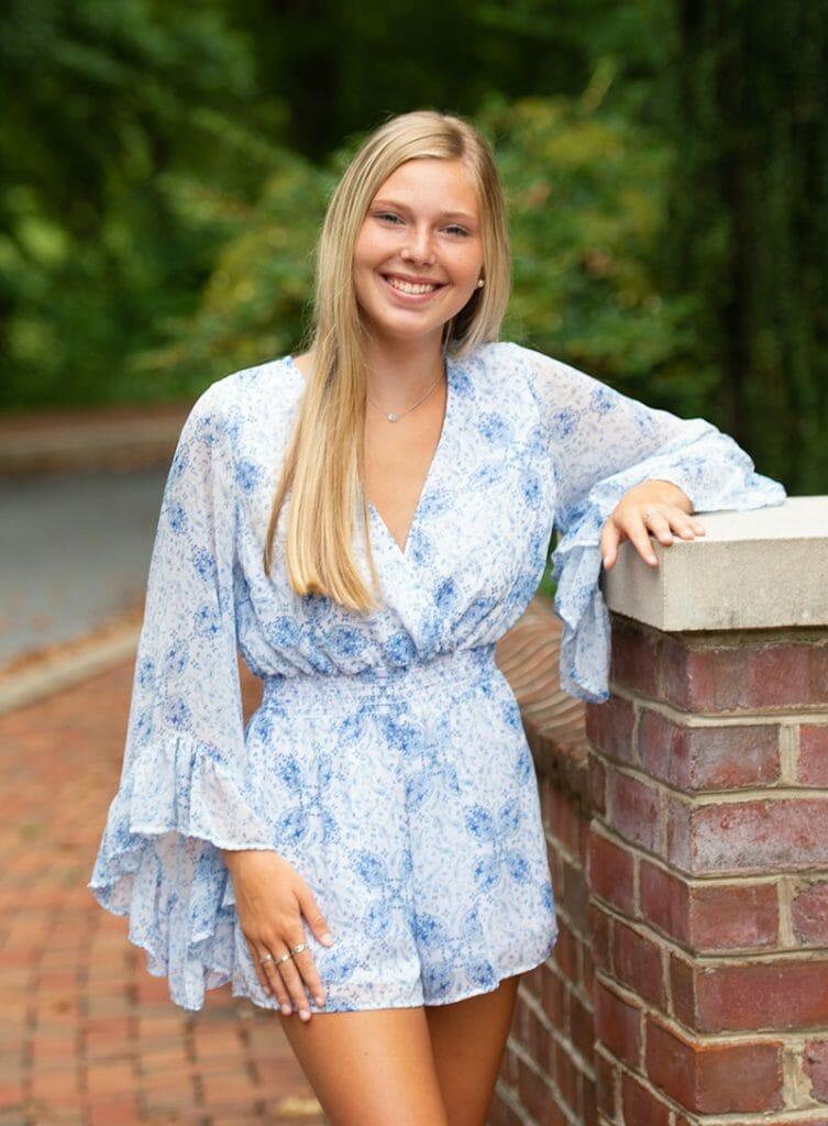 high school senior photography portrait | Eva 3